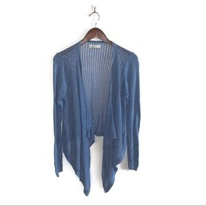 Abercrombie & Fitch Waterfall Cardigan